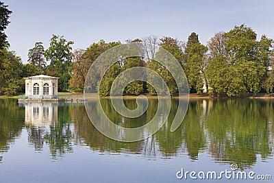 Autumn in Fontainebleau