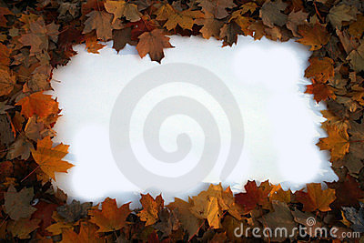Autumn frame 2