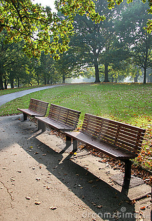 Free Autumn In The Park Royalty Free Stock Photography - 1637707