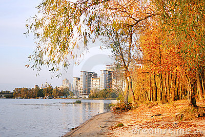 Autumn in Kyiv