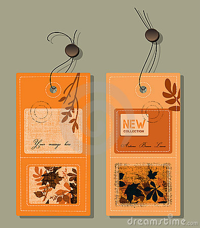 Autumn labels