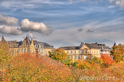 Autumn Luxembourg