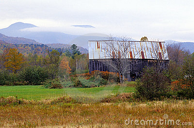 Autumn In Maine Royalty Free Stock Photo - Image: 5192095