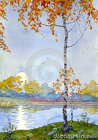 Free Autumn Melancholy Royalty Free Stock Image - 13366066