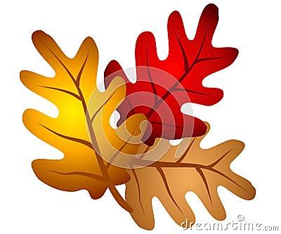 free oak tree clip art. AUTUMN OAK TREE LEAVES CLIPART
