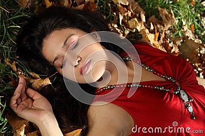 Autumn park dreams