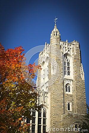 Autumn at Princeton University