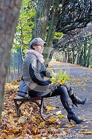 Autumn relax