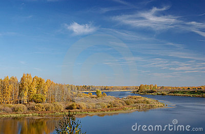 Autumn_river