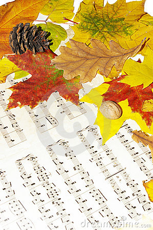 Free Autumn Symphony Royalty Free Stock Photos - 3523748