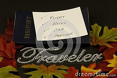 Autumn Traveler
