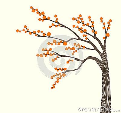 Free Autumn Tree Royalty Free Stock Photography - 10773567