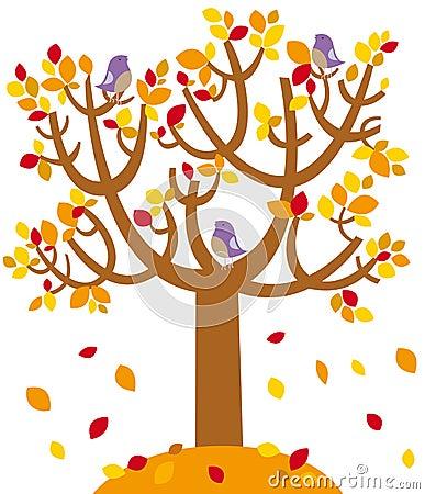 Free Autumn Tree Stock Photo - 11229740