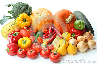 Autumn veggies