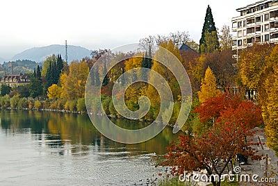 Autumn in Villach