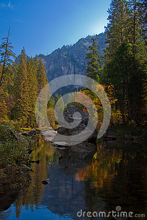 Autumn in Yosemite National Park