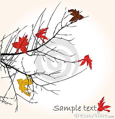 Autumnal brunch