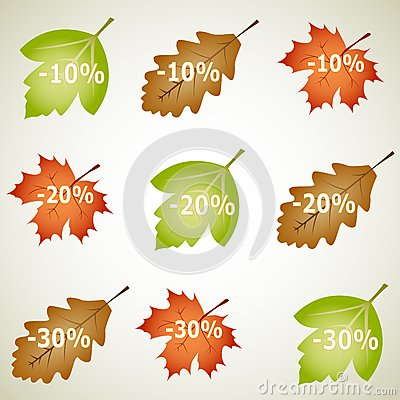 Autumnal discount