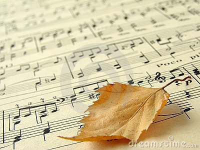 Autumnal melody 1
