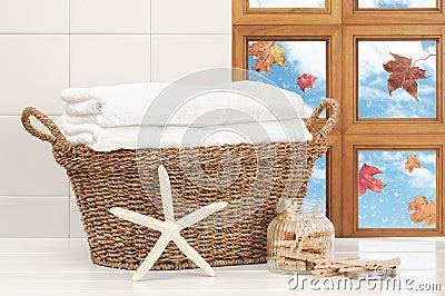 Autumnal Washing