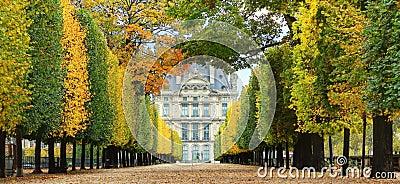Autunno a Parigi