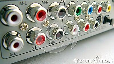 AV connectors