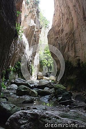 Avakas Gorge Cyprus