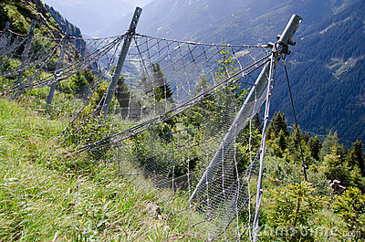 Avalanche nets