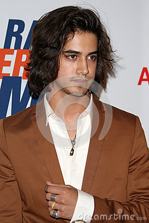 Avan Jogia arrives at the 19th Annual Race to Erase MS gala Editorial Stock Photo