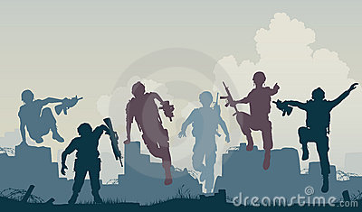 Avanzamento dei soldati