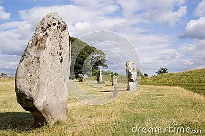 Avebury Stone Circle, Wiltshire