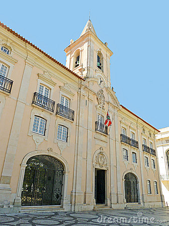 Aveiro city hall