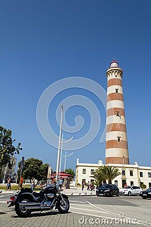 AVEIRO PORTUGAL - JULI 31 Redaktionell Bild