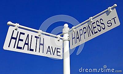 Avenida da saúde e st da felicidade