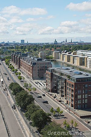 Avenue de Langeline, Copenhague