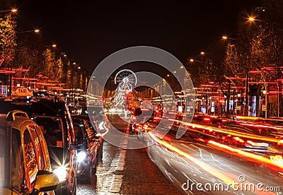 Avenue des Champs-?lysées