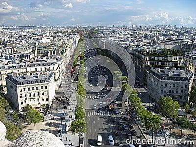 Avenue Victor Hugo Paris