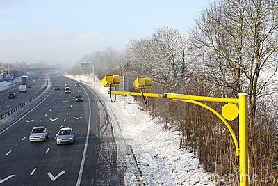 Average speed cameras in UK