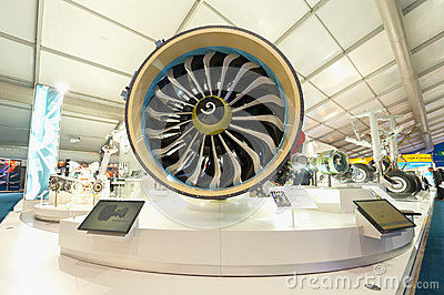 Aviation industry Editorial Stock Photo