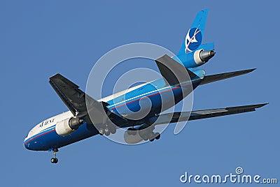 Avient Aviation DC10 Editorial Image