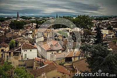 In Avignon, France