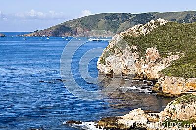 Avila Bay Cliffs