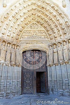 Avila cathedral