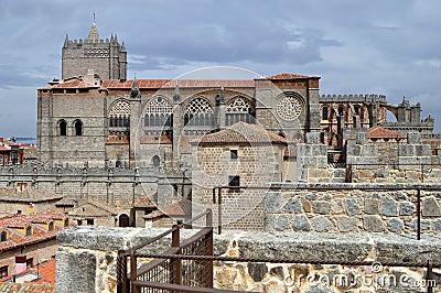 Avila fortress