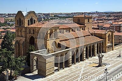 Avila Monastery - Avila - Spain