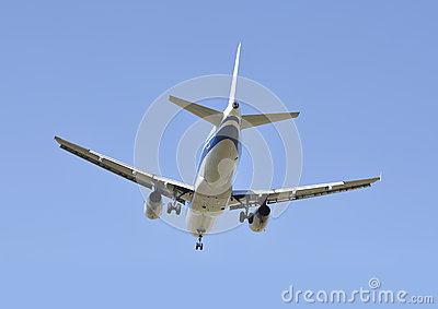 Avion de Boeing