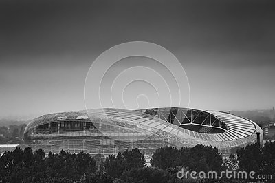 Aviva Stadium, Dublin Editorial Stock Image