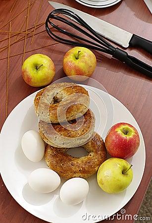Avkänning för god hälsa för mat