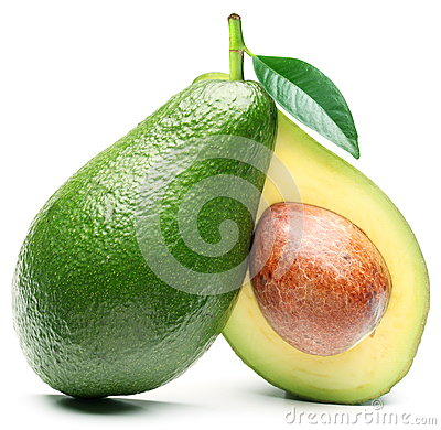 Free Avocado Royalty Free Stock Photos - 27157648