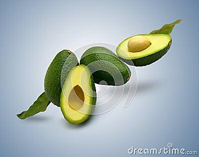 are avocados fruit fruit ninga
